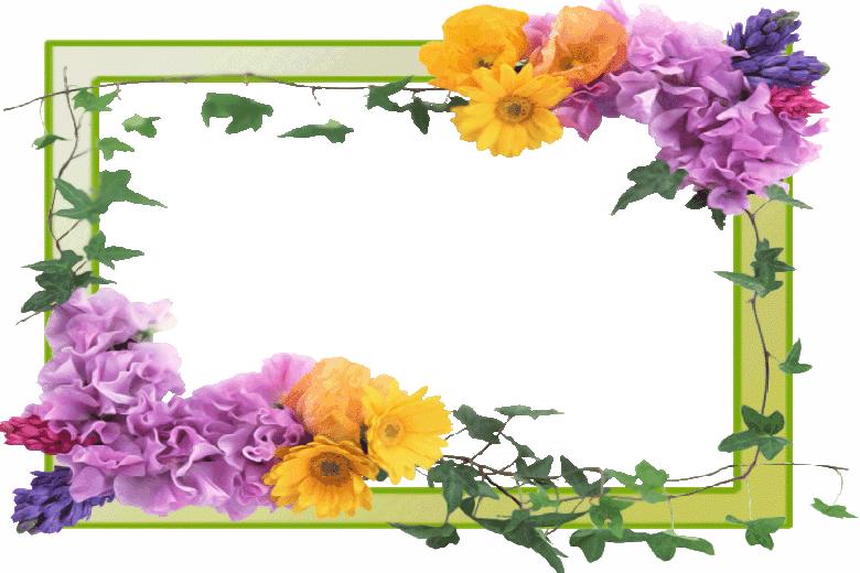 Рамка для поздравлений или открытки